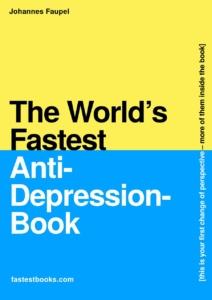 Fastest Depression Book in the world